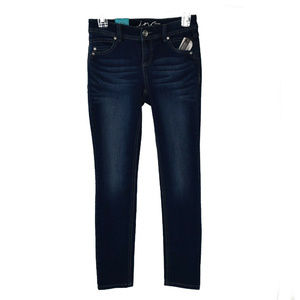 INC DENIM Womens Jeans 5 Pocket Button Fly 2P New